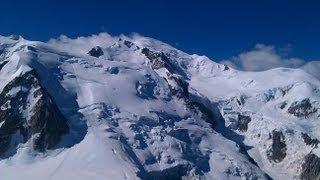 Mont Blanc 2013 (Cosmique Route)