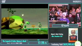 Awesome Games Done Quick 2015 - Part 154 - The Legend of Zelda: Majora's Mask by Majinphil