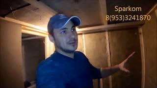 видео Парилка в бане своими руками