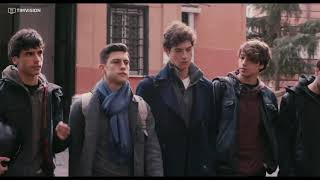 Skam Italia: Edoardo (William) first appearence