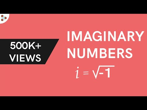 Complex Numbers - Introduction to Imaginary Numbers