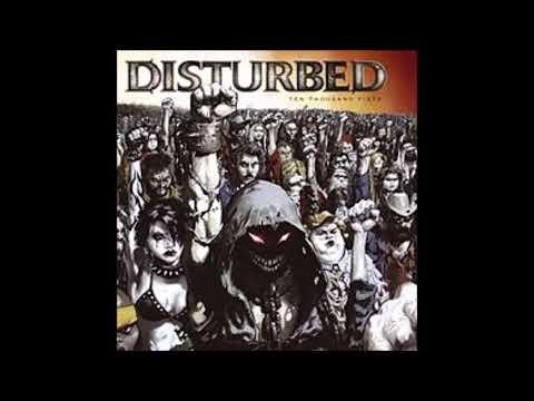 Disturbed - Guarded (lyrics)