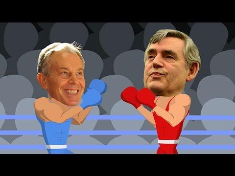 Blairites vs Brownites | Political Ding-Dong