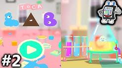 TOCA LAB Spiel für Android & iOS   CHEMIE EXPERIMENTE MIT BUNSENBRENNER! App für Kinder   Spiel