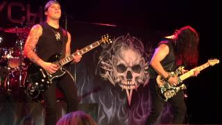 QUEENSRYCHE - Dueling Guitars - The Needle Lies - LIVE at Snoqualmie Dec 5th 2014