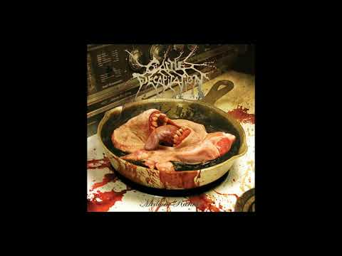 Sonny's Burning- Cattle Decapitation (The Birthday Party Cover)