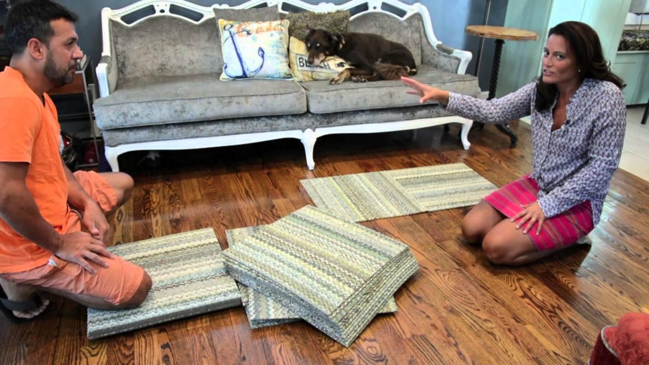 Home Staging Flor Carpet Tiles