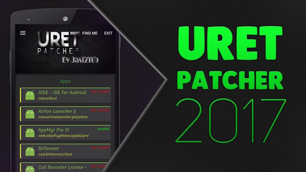 Image result for Uret Patcher