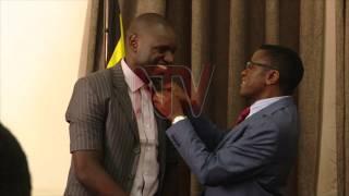 Dennis Onyango; Katikkiro Mayiga amuyise kyakulabirako kirungi eri abavubuka