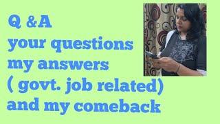 Q&A I