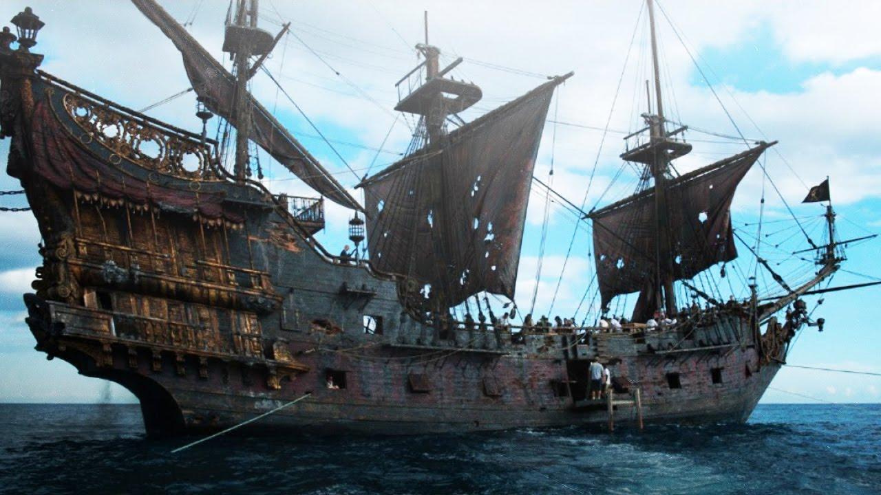 Пусть говорЯт Что Я самый сильный пират на свете! корабли ко.