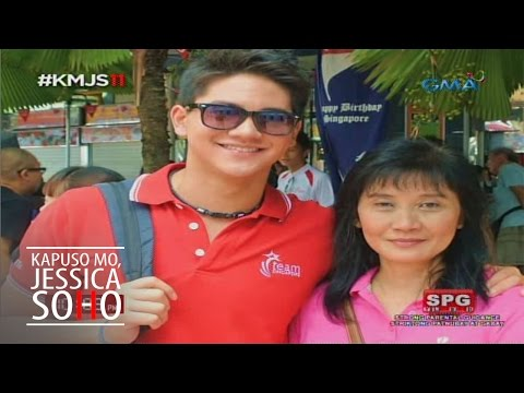 Kapuso Mo, Jessica Soho: Auntie Yolly, The Proud Filipina Nanny Of Joseph Schooling
