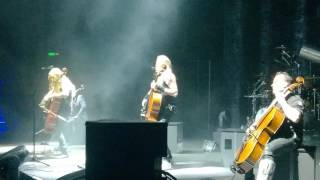 Apocalyptica - Battery @ Athens, Apr 2017