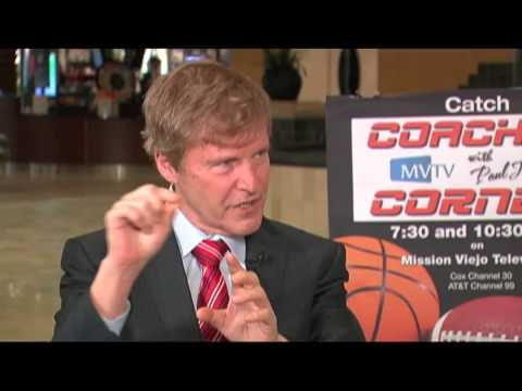 MVTV's Coaches Corner - Sports Agent Leigh Steinberg