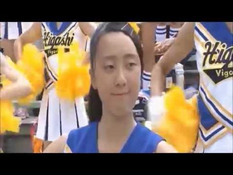 高校野球 チアガール 夏 「可愛いチアガールまとめ」