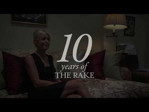 10 Years Of The Rake | Emma Willis, Jermyn Street Shirtmaker