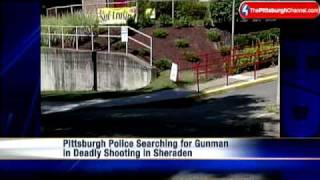 Pittsburgh Shooting Kills Man After Wedding Reception(Around 3:30 a.m. Sunday, Pittsburgh's Zone 6 officers responded to Hillsboro Street in the Sheraden section of the city for a report of shots fired., 2010-08-30T19:45:13.000Z)
