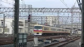 西武鉄道10105F(RAC) 特急池袋行 小手指通過