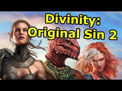Divinity Original Sin II with Dodger, Jesse and Strippin