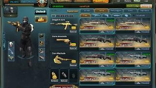Blood Strike - Gastando 47 mil Ouros!