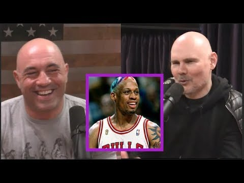 Billy Corgan Tells Hilarious Dennis Rodman Stories - Joe Rogan
