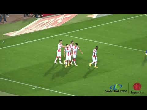 Crvena Zvezda FK Vozdovac Goals And Highlights