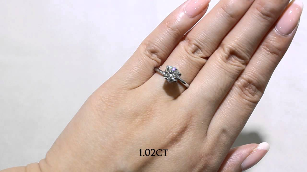 cost a luxury carat engagement of ring diamond average