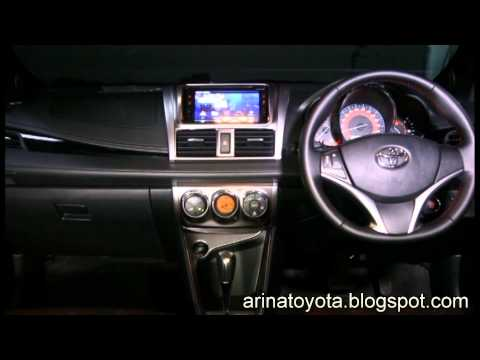 Toyota All New Yaris 2014