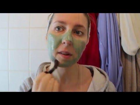 Ma routine beauté du dimanche/ soins visage/my beauty day