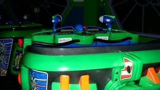 Buzz Lightyear Astro Blasters at Disneyland - HDThrillSeeker