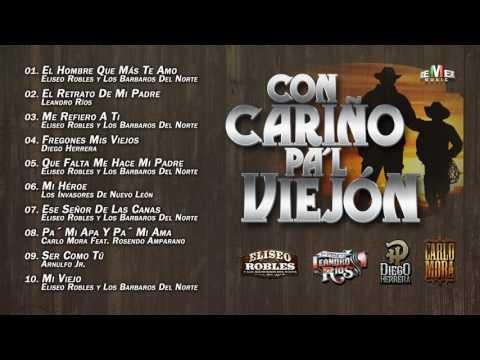 Con Cariño Pa'l Viejón - Varios Artistas [Disco Completo]