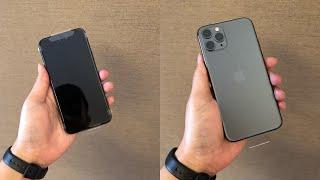 UNBOXING IPHONE 11 PRO SPACE GREY INDONESIA