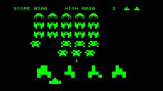 Space Invaders for the Commodore PET\Commodore CBM