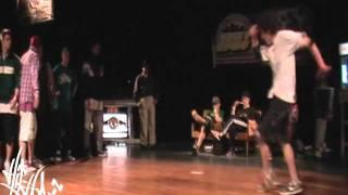 SuperHeroes  on  Základ Mesta - BBOY SESSION 2010 (www.hip-hop-nitra.sk) Video