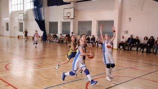 Unia Basket Ostrołęka - SKS 12 Warszawa
