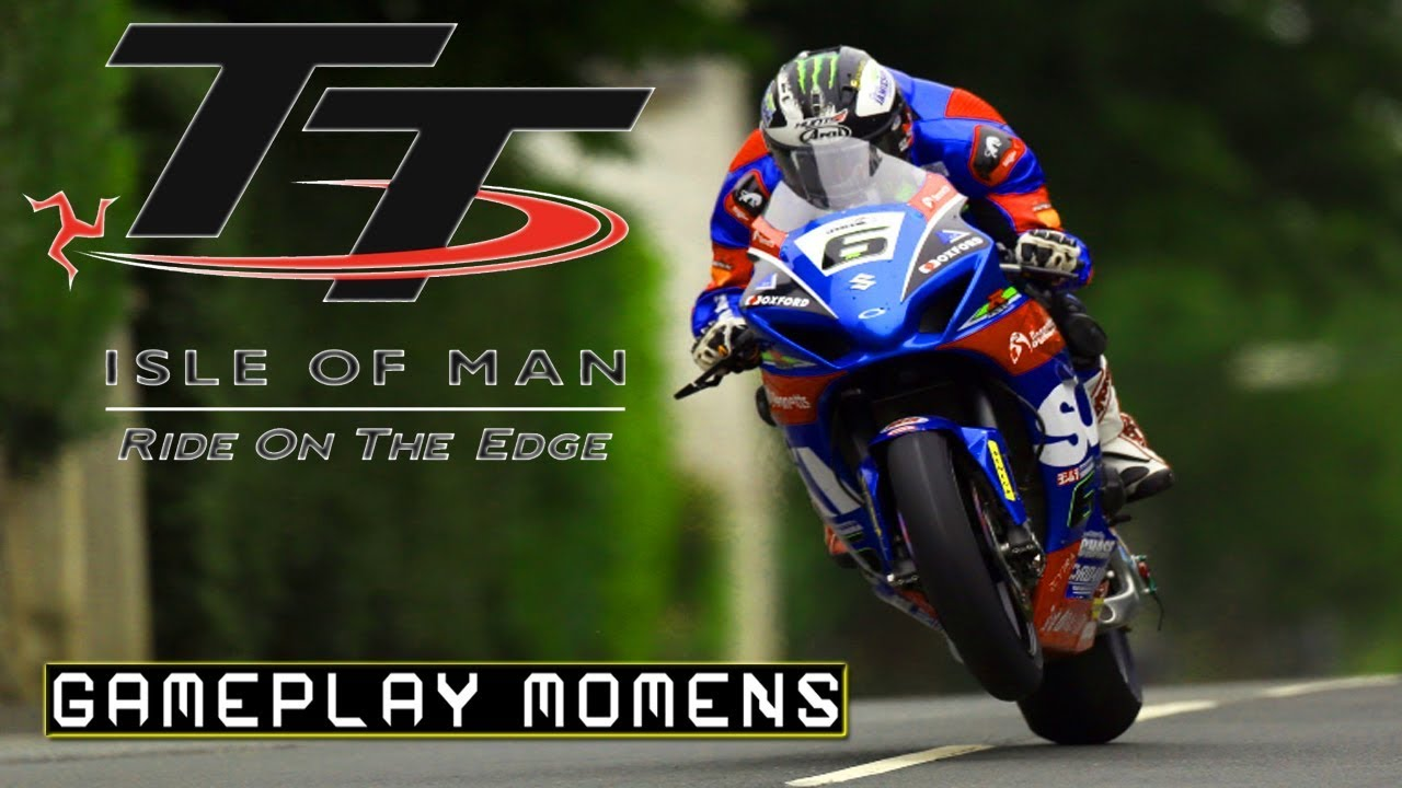 tt isle of man ride on the edge first time gameplay. Black Bedroom Furniture Sets. Home Design Ideas