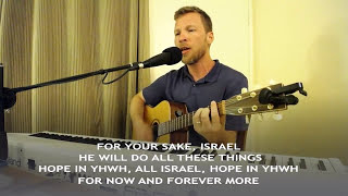 James Block is leading worship in Jerusalem. For archived live streams visit http://www.selahmusic.org.