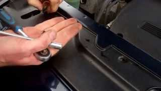 How to remove the front bumper on a Land Rover Freelander 2 / LR2