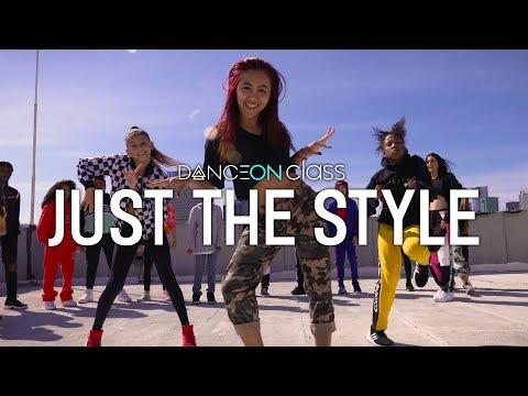 Kranium - Just The Style  Samantha Long & B-Dash Choreography  DanceOn Class