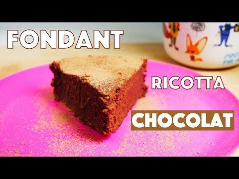 fondant-chocolat-ricotta-facile-🍫