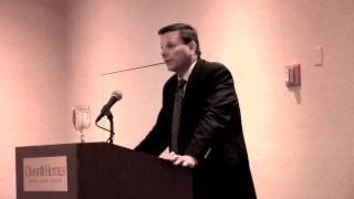 """AEI Scholar Michael Greve """"Upside-Down Constitution"""""""
