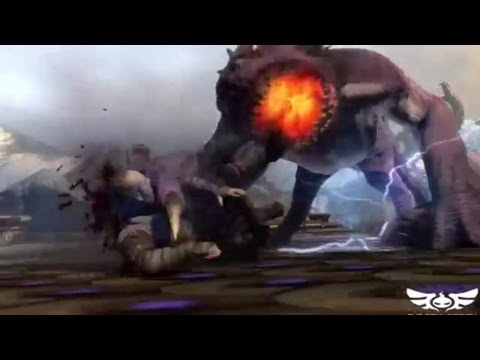 God Of War Ascension Parte 4 Latino Español HD  | GUIA Walkthrough/Gameplay Playstation 3 ( PS3 )