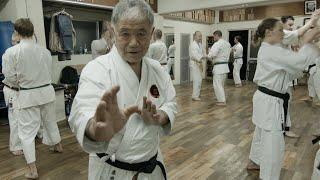 Agora em Português - Warriors of Budo: Episode One. Karatedo Trailer