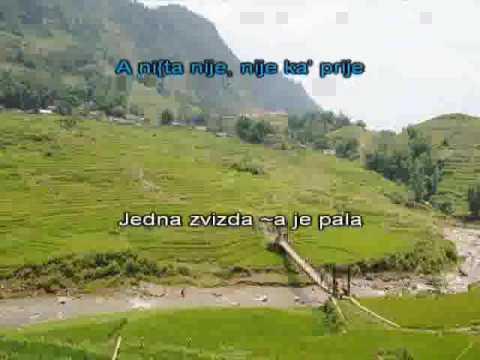 Goran Karan   Prozor kraj djardina [karaoke]
