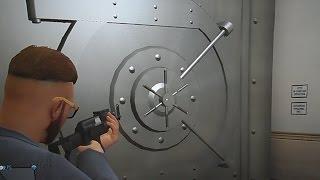 Braquer la banque de Los Santos sur GTA 5 online