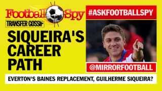 Football Spy: Eveton's replacement for Leighton Baines, Guilherme Siqueiray?
