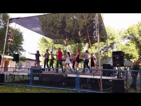 Paradise Dance Company Nevada State Fair 2016