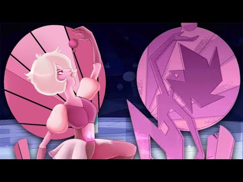 Why Pink Diamond Looks Different From Her Mural REVEALED!? [Steven Universe Stranded Theory]