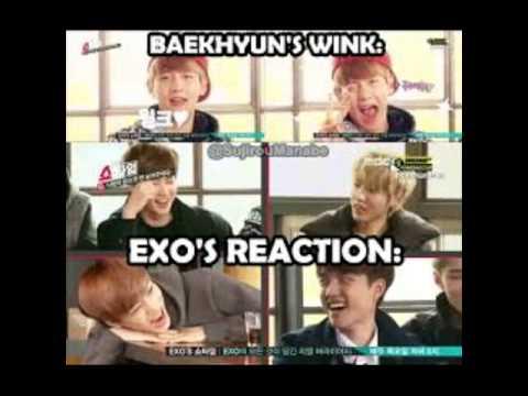Exo Memes Funny Faces Youtube