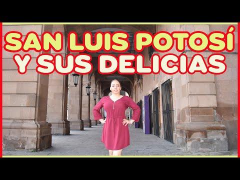 San Luis Potosí - Comida típica y callejera ENCHILADAS POTOSINAS